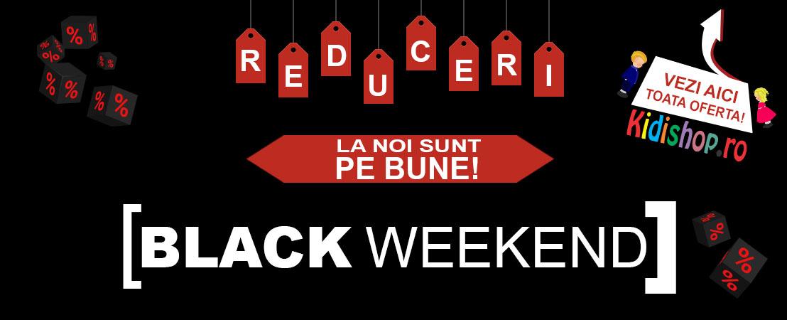 Black Weekend Home Page
