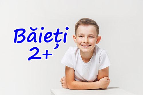 Haine Baieti 2 +