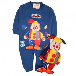 Costum salopetă și jucărie SA 8730