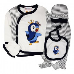 Costum pinguin 5 piese SA 5619