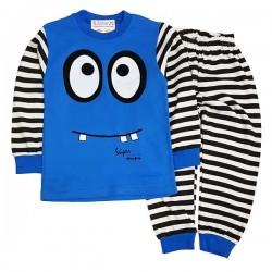 Pijama albastră P 347