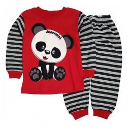Pijama roșie P 349