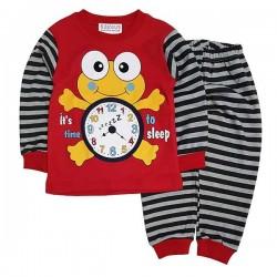 Pijama roșie P 352