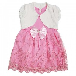Rochie din dantelă cu bolero BB 190