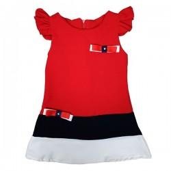 Rochiță roșie S 1101